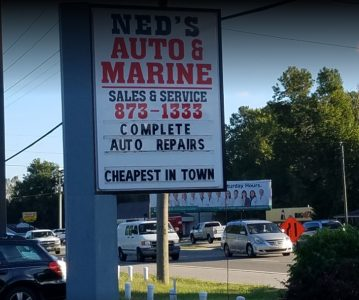 Neds Auto & Marine
