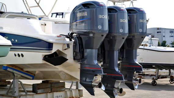 Police: Former marine employee stole & pawned several outboard motors worth $6500