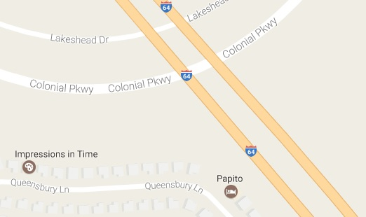 UPDATE: All lanes back open at I-64 east, Colonial Parkway