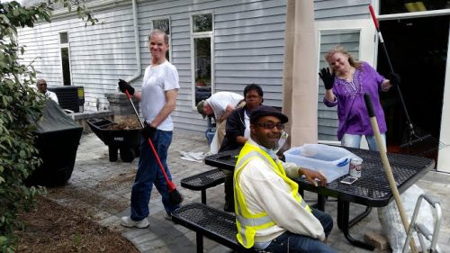 Paving a path back to good life: Individuals with brain injury return to the joy of gardening