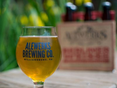 Alewerks Brewing Company was awarded Best Brewery of 2017 by Veer Magazine. (Photo Courtesy Alewerks Facebook)