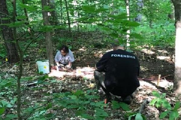 skeletal remains identified