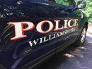 Williamsburg Police cruiser (WYDaily file)