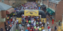 Turkey Trot races on Thanksgiving have made the day one of the most popular times of the year to run a race, according to the nonprofit organization Running USA.