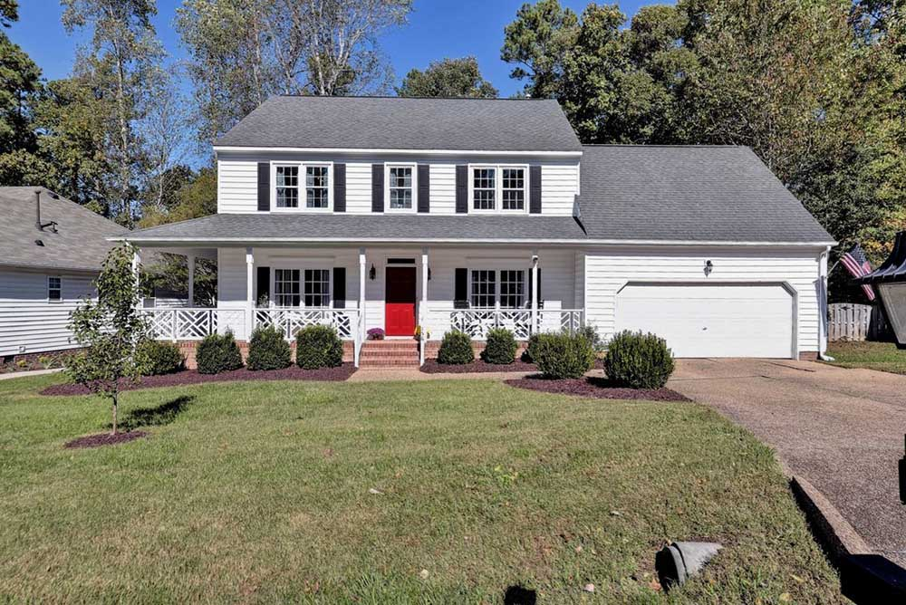 Where We Live Farmhouse Style In Powhatan Secondary Williamsburg Yorktown Daily