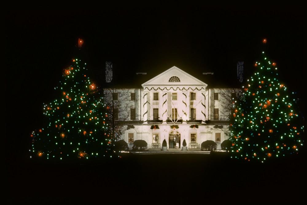 Colonial Williamsburg Christmas.Photos Colonial Williamsburg At Christmas Through The Years