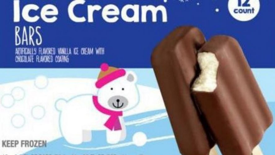 Aldi grocery stores have recalled three dessert bars for fear of possible Listeria contamination. (Courtesy photo)