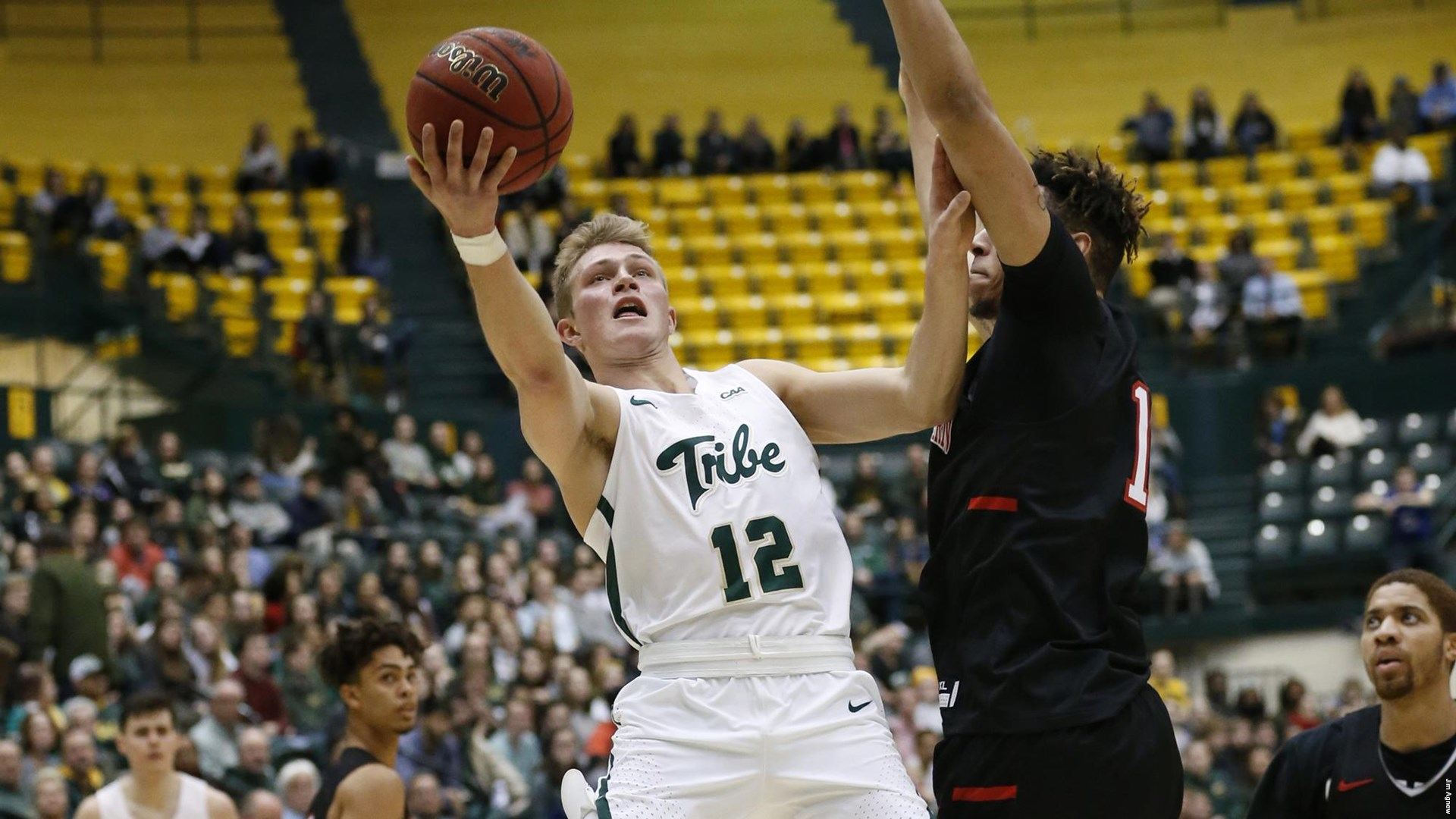Tribe Men's Basketball Falls to Northeastern ...