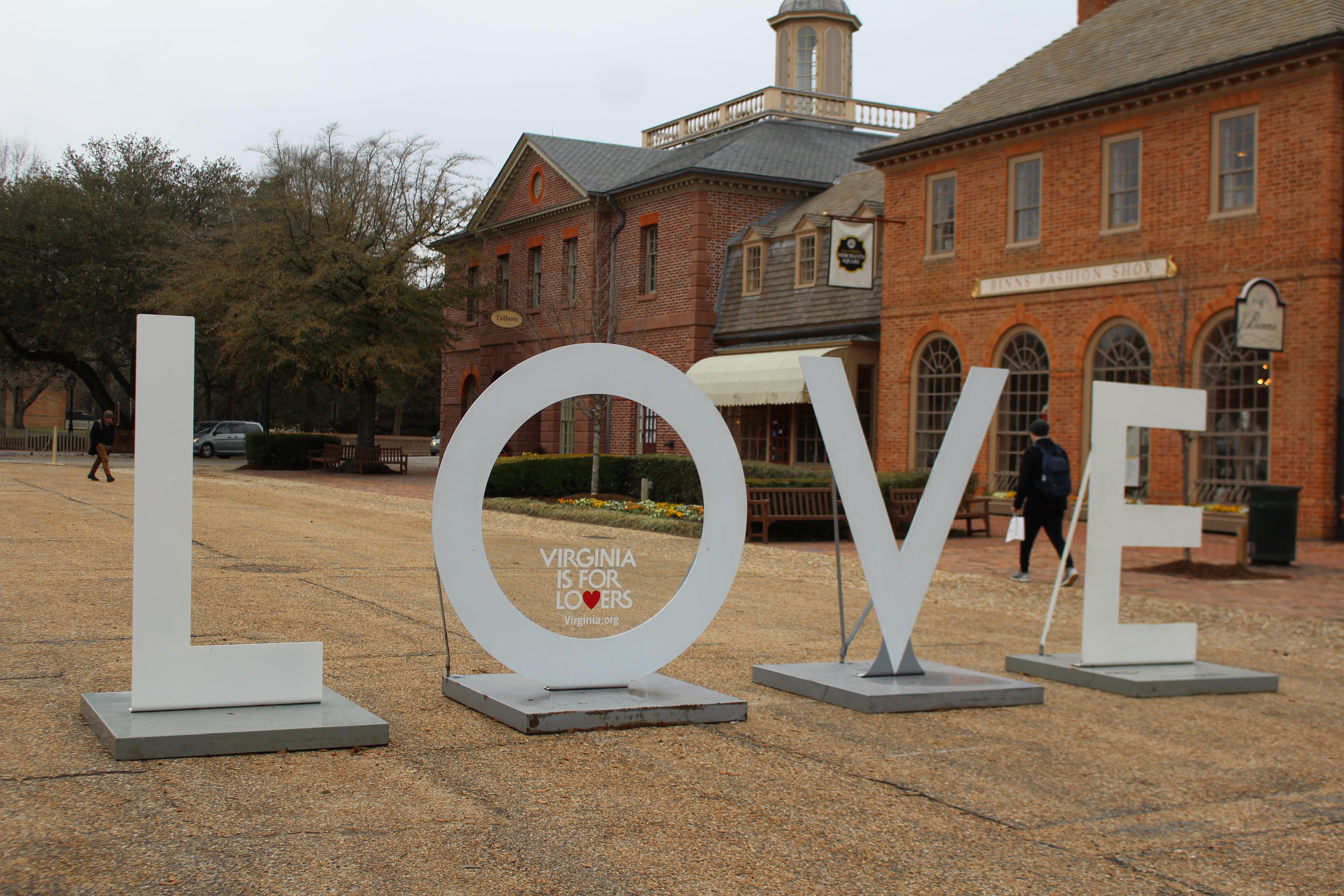 love i Virginia om dating hvordan man starter gratis online dating site
