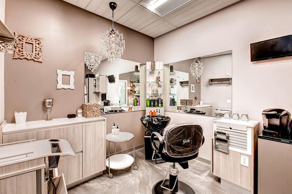 The Interior Of A Sola Salon Studio In Colorado. (Courtesy Sola Salon)