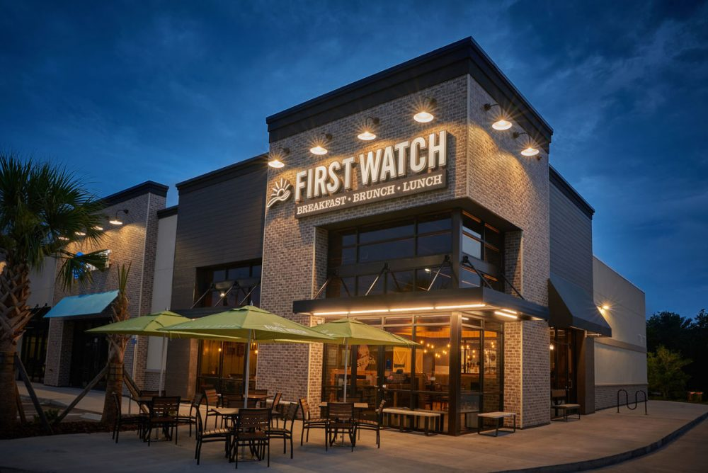 First Watch Will Be Opening In New Town Courtesy Thalhimer