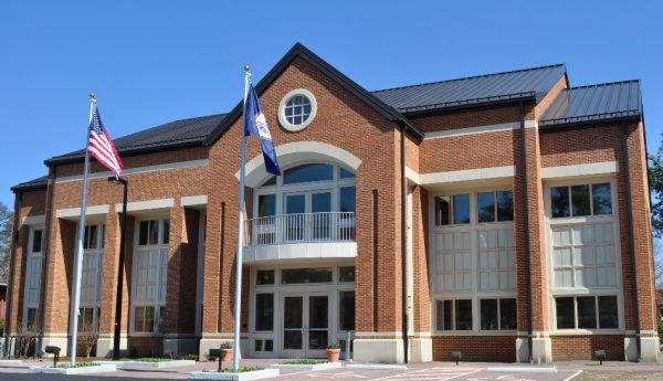 The Williamsburg Municipal Building. (file photo/WYDaily)