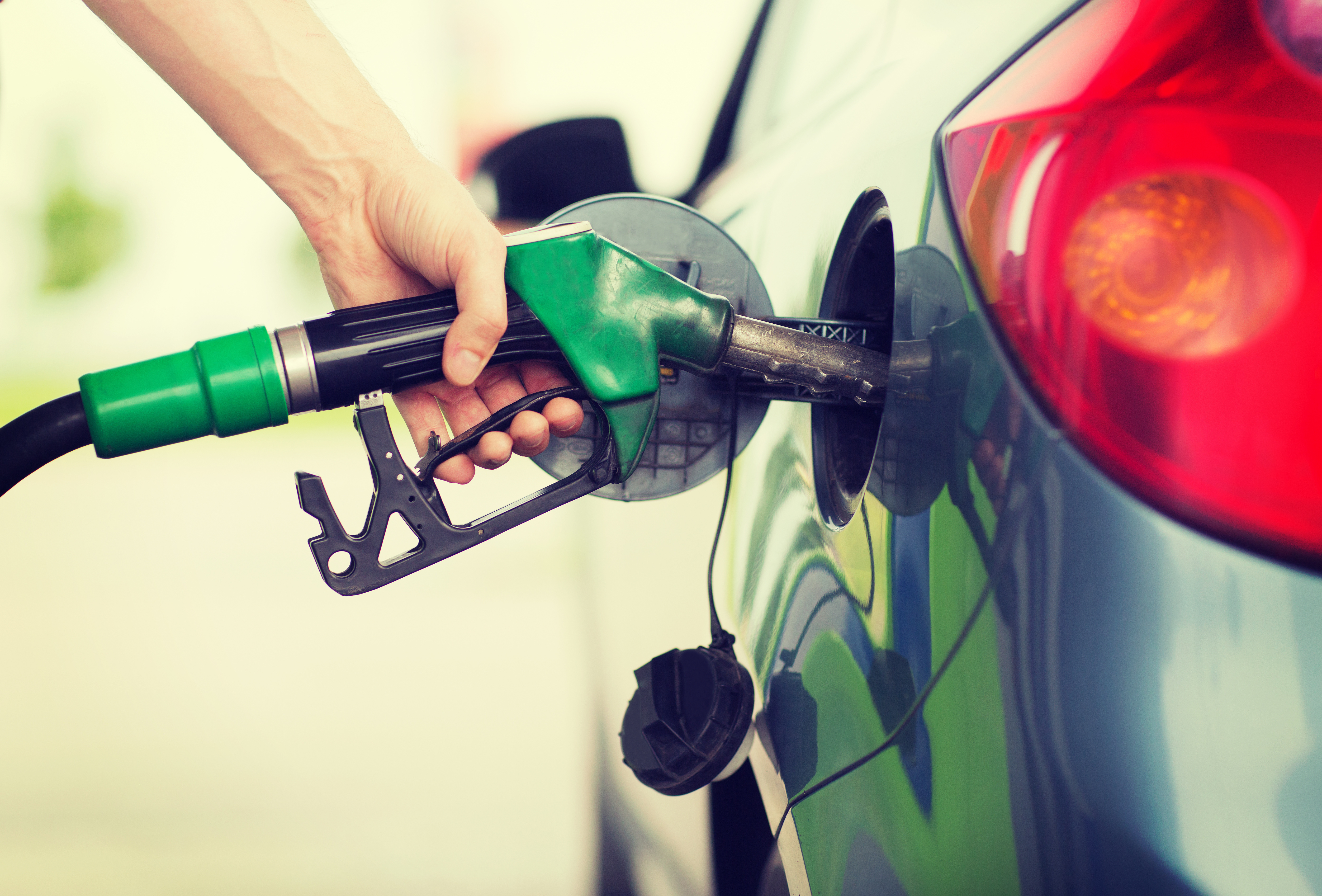 Gasoline prices in Hampton Roads are lower than the national average, but more expensive than 2017. (WYDaily/Courtesy Adobe)