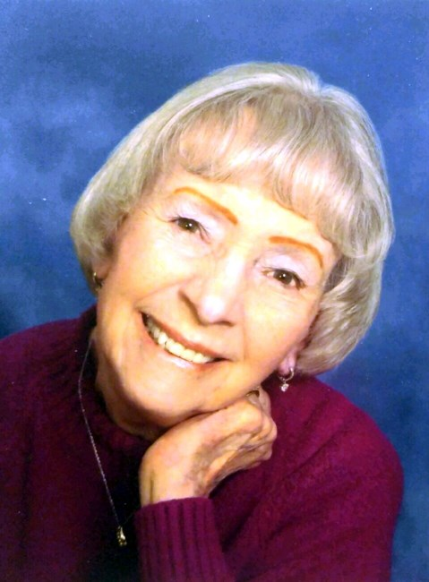 Carol Jean Butters Marsh, 85, known for her beautiful ...