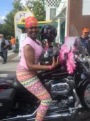 The Poker Run went from Quaker Steak & Lube in Newport News, Jose Tequilas in Williamsburg, Lovell's Place in West Point Wildhorse Cafe in Gloucester, and finishing at Harley Davidson in Yorktown. (WYDaily/Courtesy Vicki Vawter)