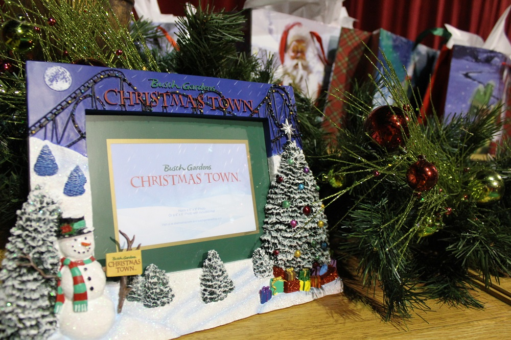 Park guests in search of a souvenir will have no shortage of holiday decorations to choose