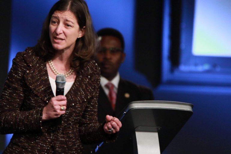 Elaine Luria (WYDaily photo/Courtesy of Elaine Luria for Congress)
