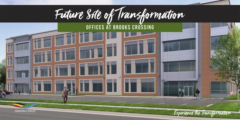 The City of Newport News will use a federal grant for the new workforce development center at Brooks Crossings (WYDaily Photo/ Courtesy of the Newport News Redevelopment and Housing Authority)
