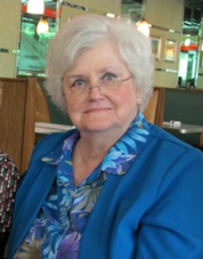 Ouida-Gay Upchurch Howell, 79, formerly employed with