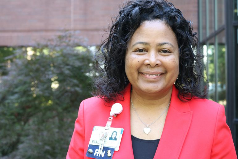 Iris Lundy, the newly appointed Director of Health Equity for Sentara Healthcare. (WYDaily/Courtesy Sentara)
