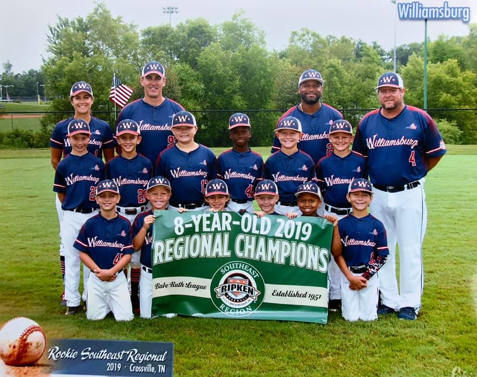 This group of 8-year-olds is heading to the World Series