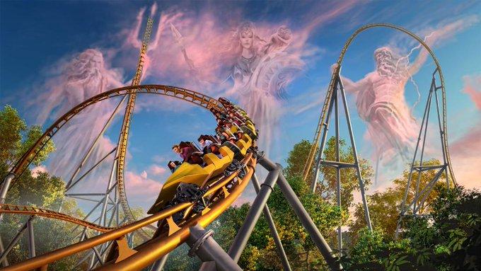 BG pantheon - When Will Busch Gardens Williamsburg Open In 2017