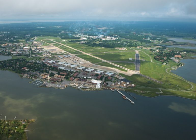 Langley Air Force Base (LFI/KLFI) - Hampton, Virginia
