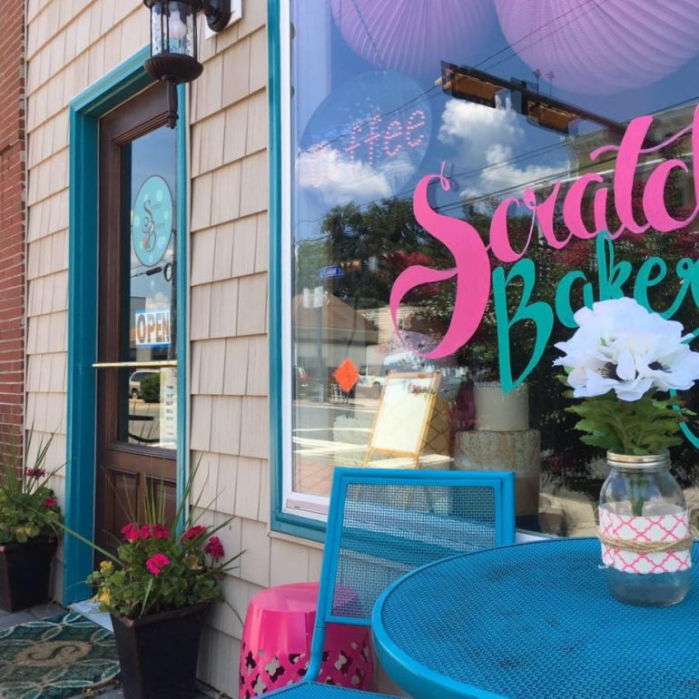 Scratch Bakery is moving its Phoebus location across Mellen Street and expanding its menus. (WYDaily/Courtesy Scratch Bakery)