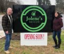 Jolene's Bar & Grill will open in mid-March. (WYDaily/ Courtesy of Brett Wright)