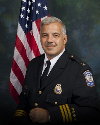 Norfolk Fire-Rescue Chief Named
