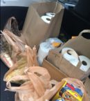 The Williamsburg Faith In Action is one of several organizations helping with food pantry assistance. (WYDaily/ Courtesy of WFIA's Facebook page)