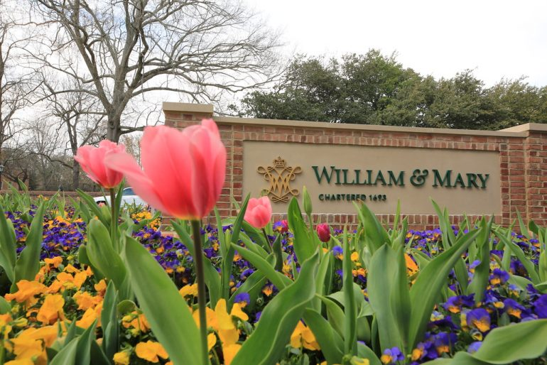(WYDaily file/Courtesy of W&M News)