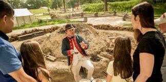 Jamestown Settlement and the American Revolution Museum at Yorktown will host Homeschool Program Days this September. (WYDaily/Courtesy Jamestown-Yorktown Foundation)