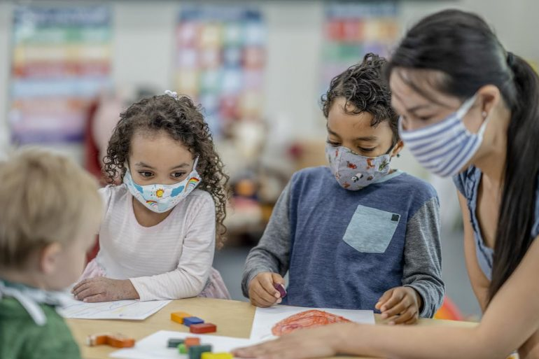 The YMCA of the Virginia Peninsulas has started a new all-day childcare program for the coming school year. (WYDaily/Courtesy of YMCA Virginia Peninsulas)