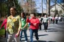 The Historic Triangle Walking Group meets Mondays and Saturdays. (WYDaily/ Courtesy of the Historic Triangle Walking Group)
