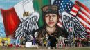 Danitza James wants a mural of Vanessa Guillen in Hampton Roads to raise awareness about military sexual trauma. (WYDaily/ Courtesy of Godofredo A. Vasquez/Houston Chronicle via AP)