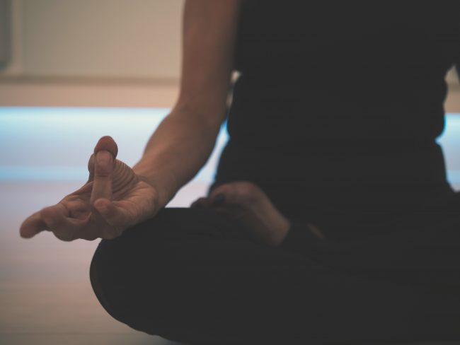 Sign up for a free meditation class to get some peace of mind during the coronavirus pandemic. (WYDaily/ Courtesy of Unsplash)