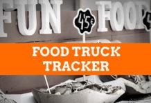Food Truck Tracker