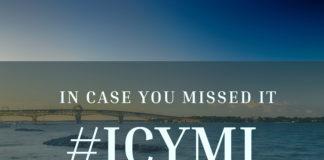 ICYMI graphic
