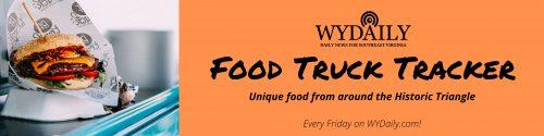 Food Truck Tracker Banner